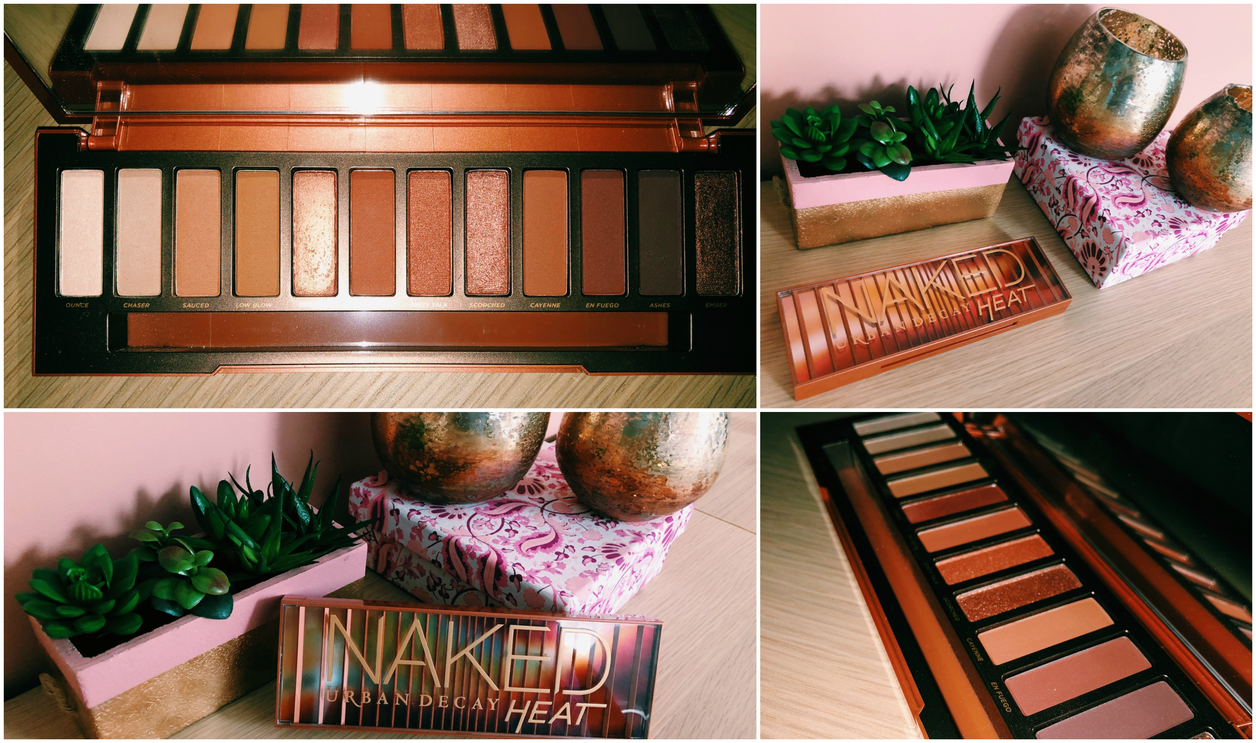 URBAN DECAY: NAKED HEAT PALETTE – REVIEW