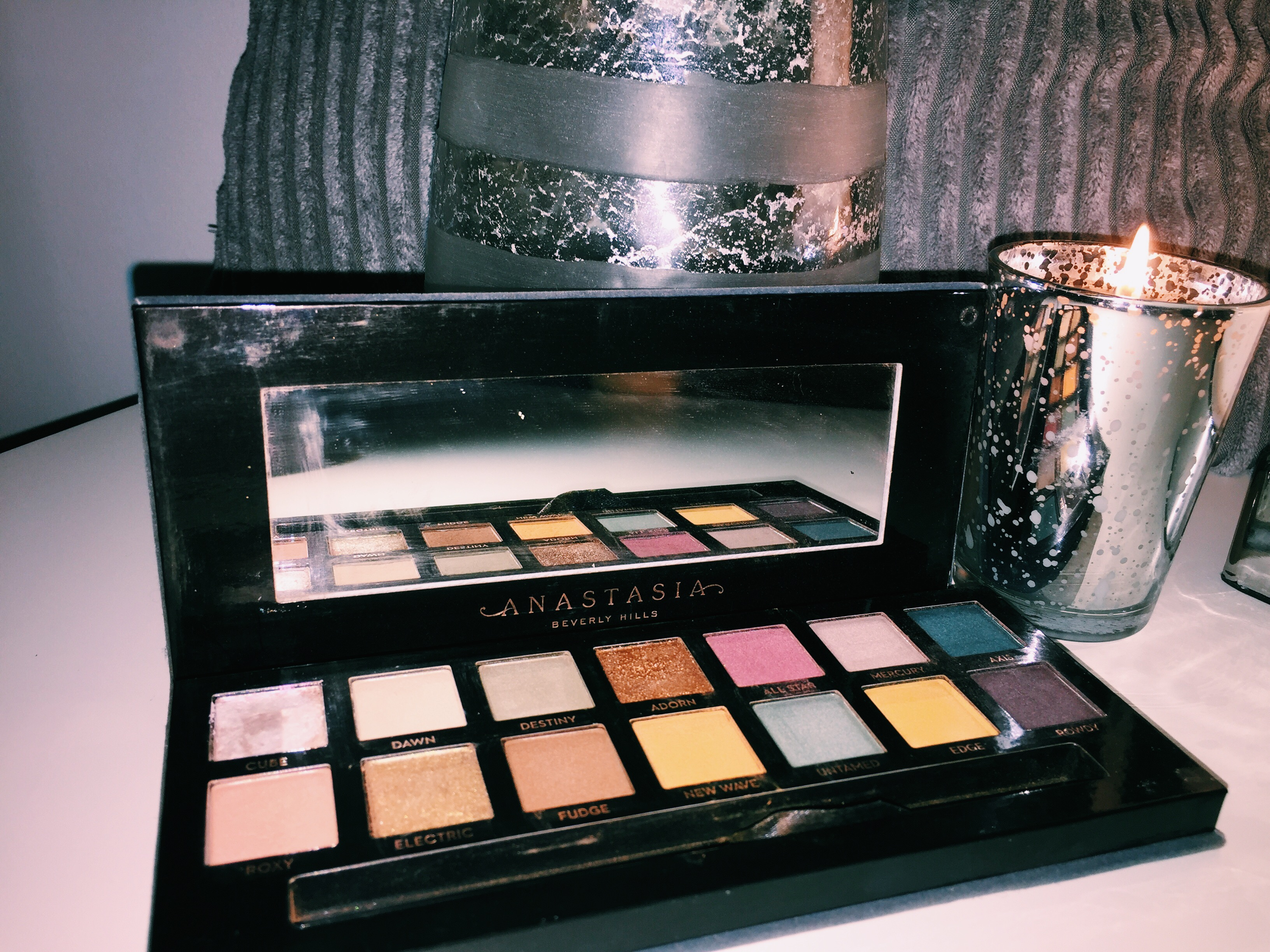 ANASTASIA BEVERLY HILLS SUBCULTURE PALETTE {REVIEW & SWATCHES}