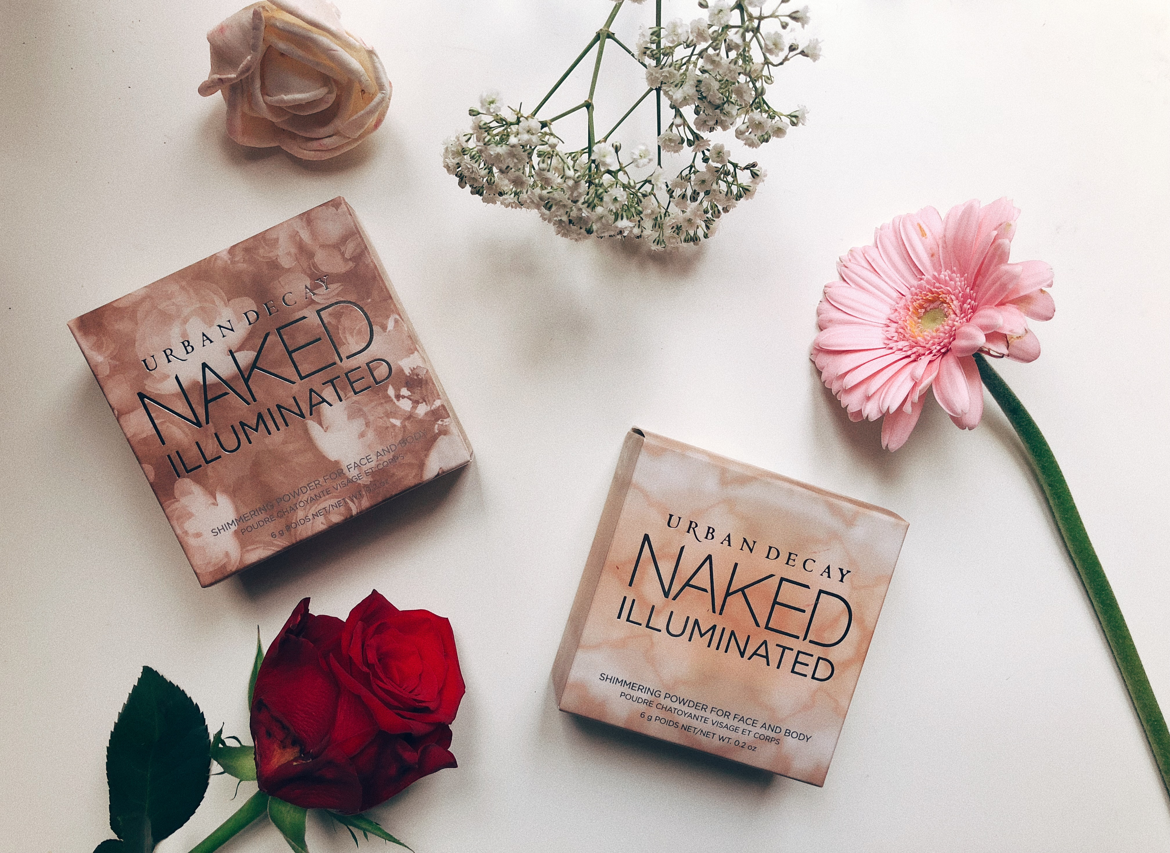 URBAN DECAY NAKED ILLUMINATED POWDERS: REVIEW, SWATCHES AND PHOTOS