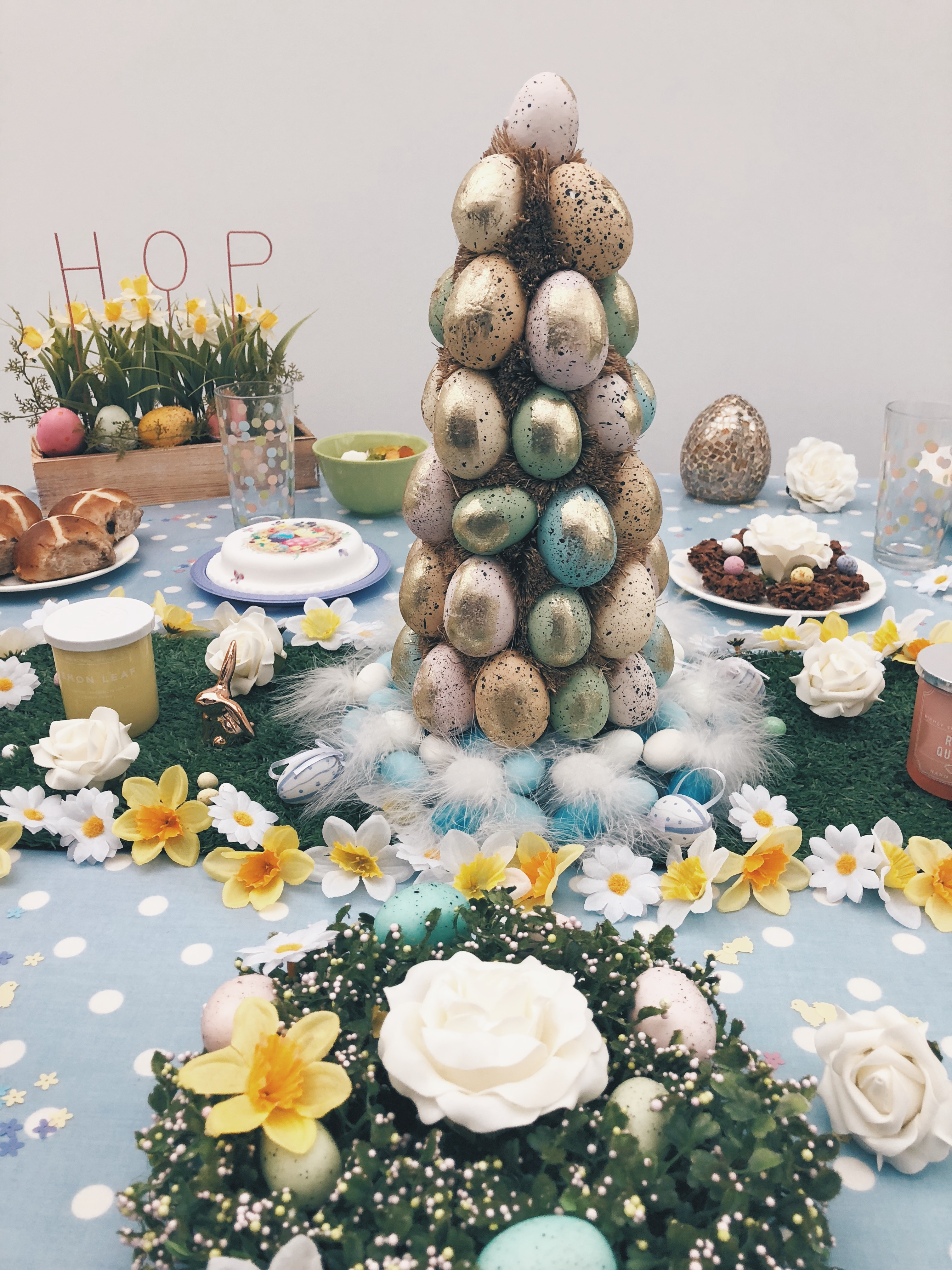 HOW TO STYLE AN EASTER TABLE: PERFECT PASTELS