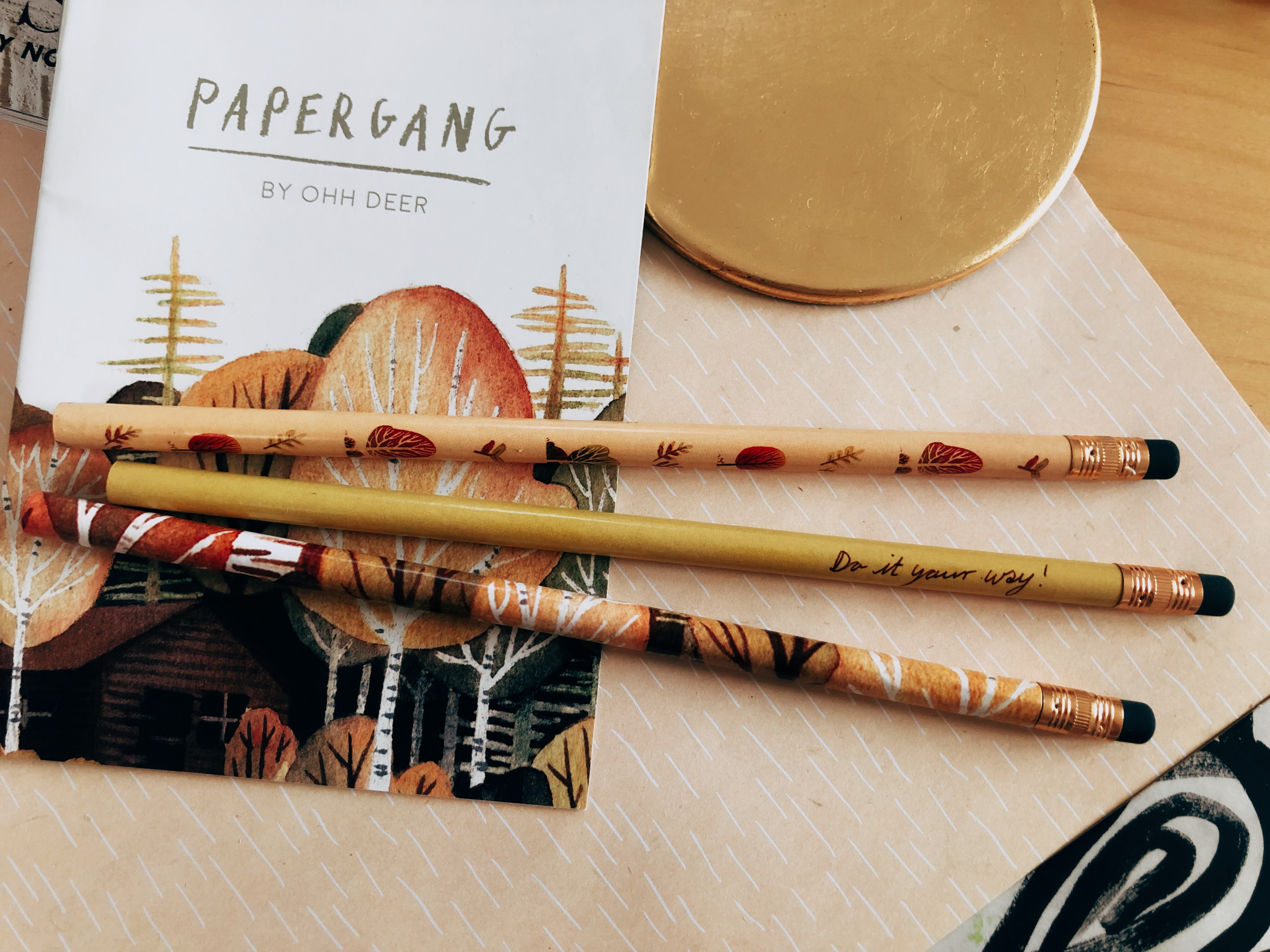 PAPERGANG AUGUST 2018: REVIEW