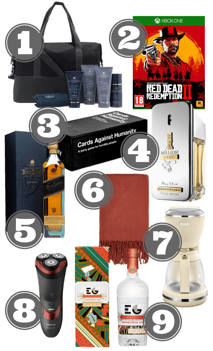 Gifts For Him Under £50