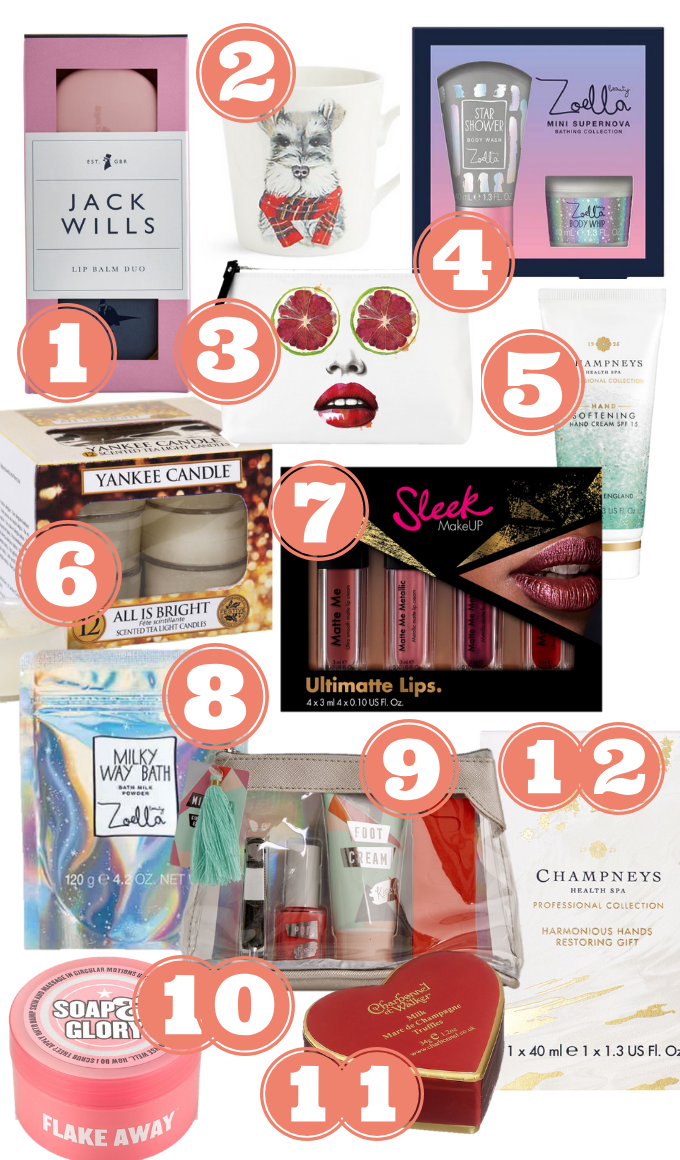 Gifts For Her Under £5