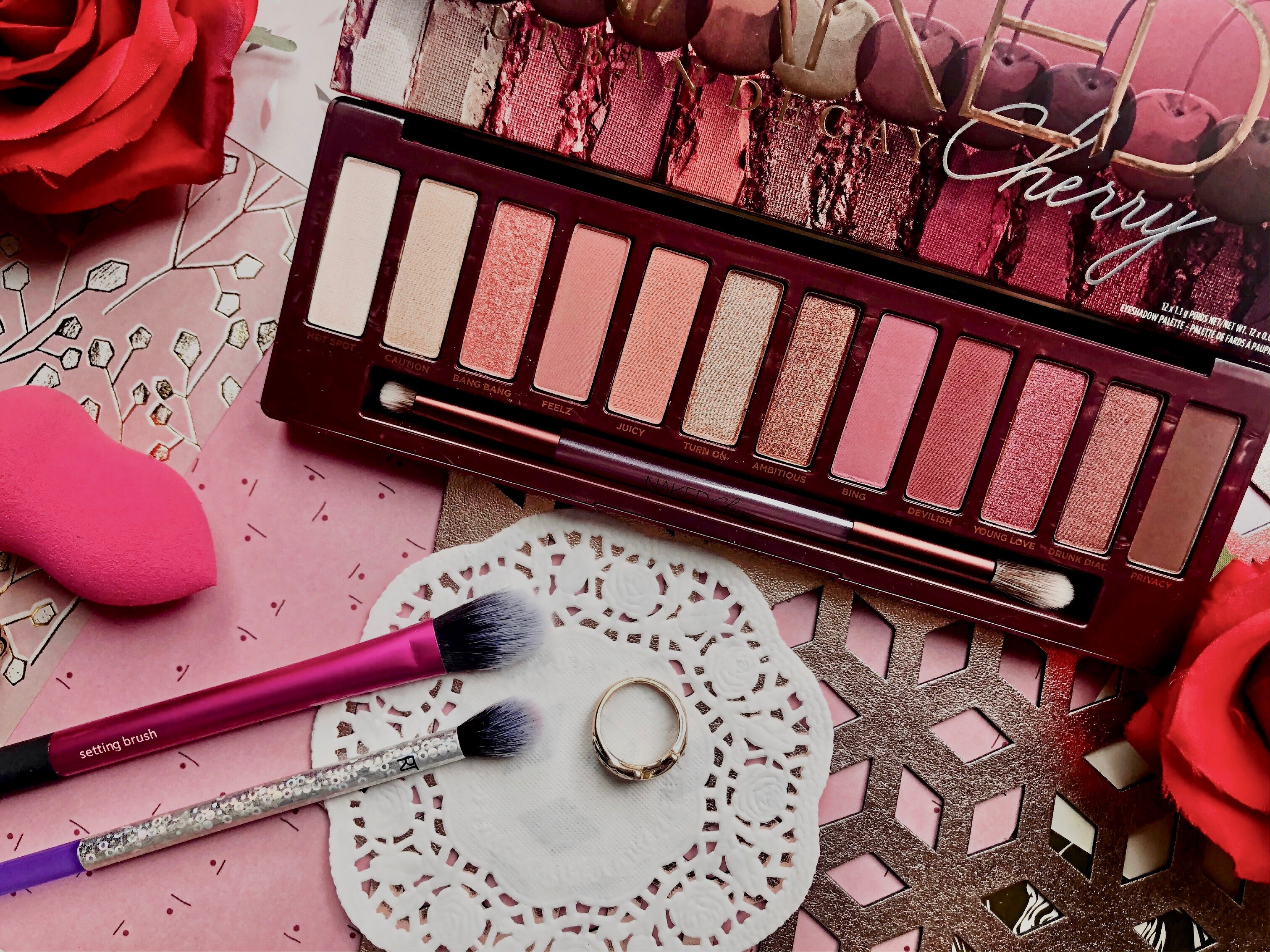 THE CHERRY ON TOP? URBAN DECAY'S NAKED CHERRY PALETTE