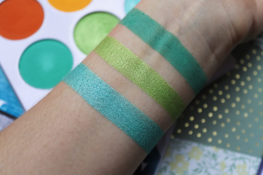 JUVIA'S PLACE 'THE ZULU' PALETTE - REVIEW, SWATCHES AND PHOTOS