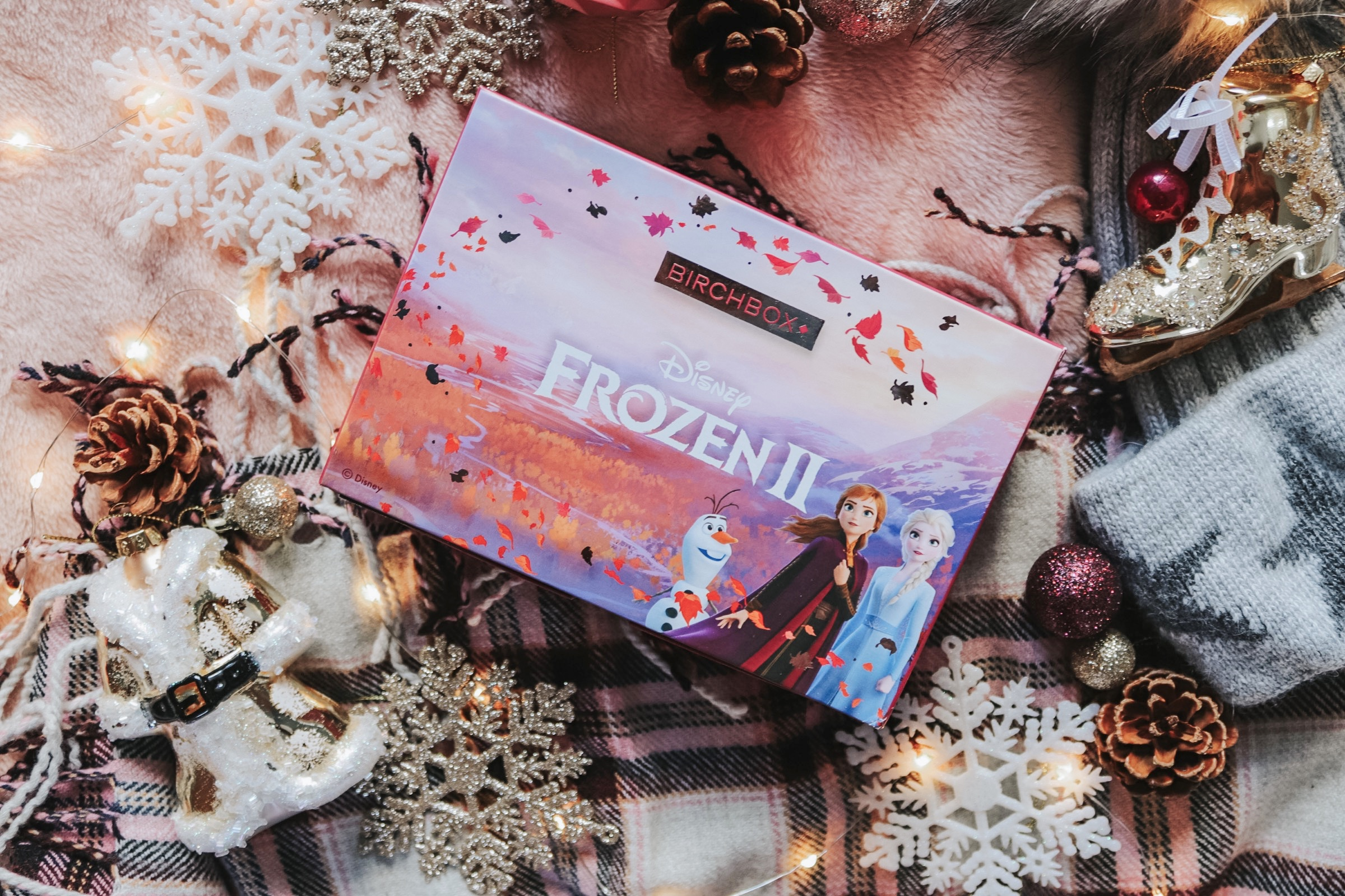 BIRCHBOX NOVEMBER 2019: FROZEN II – REVIEW