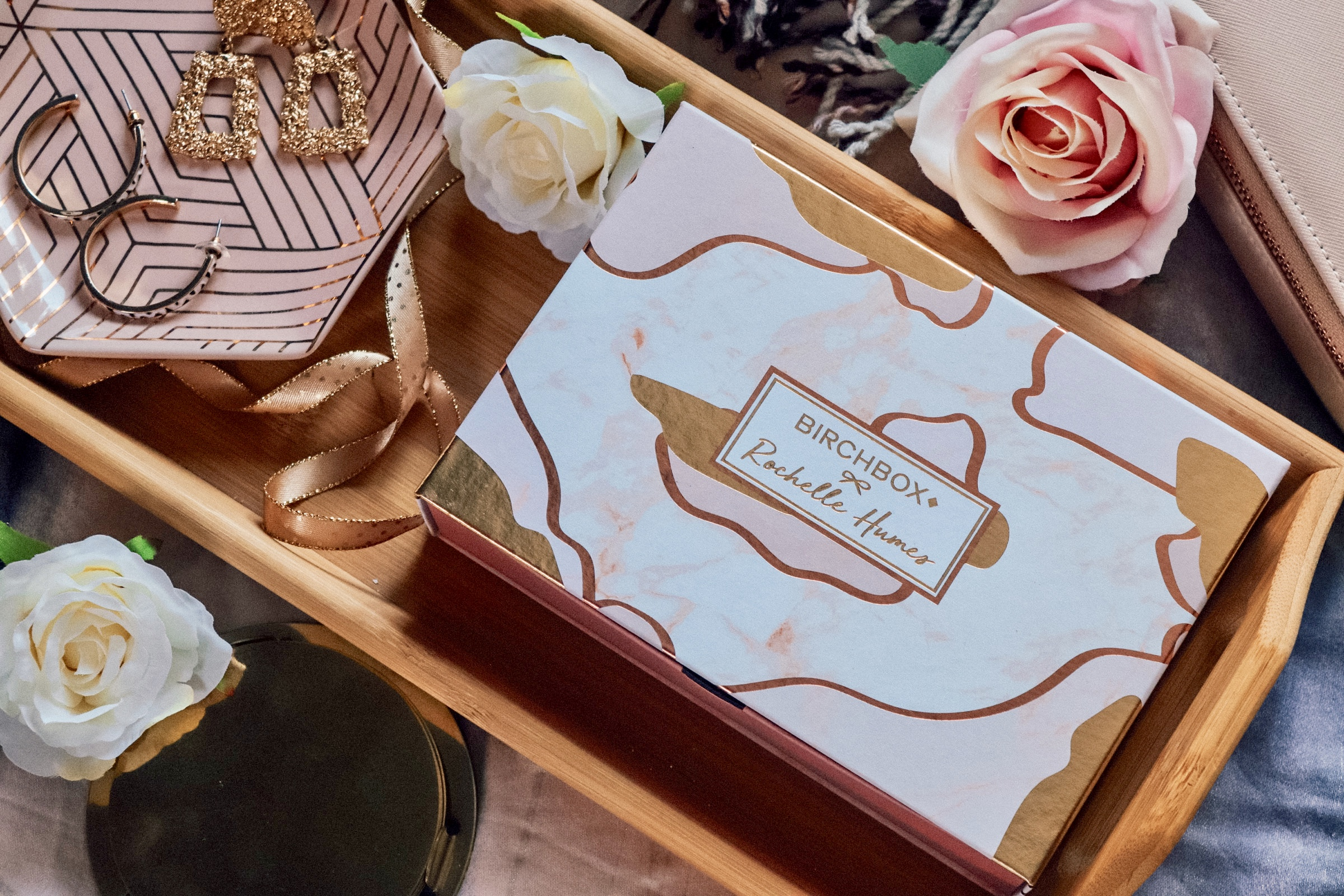 BIRCHBOX x ROCHELLE HUMES JANUARY 2020: JUST THE WAY YOU ARE – REVIEW