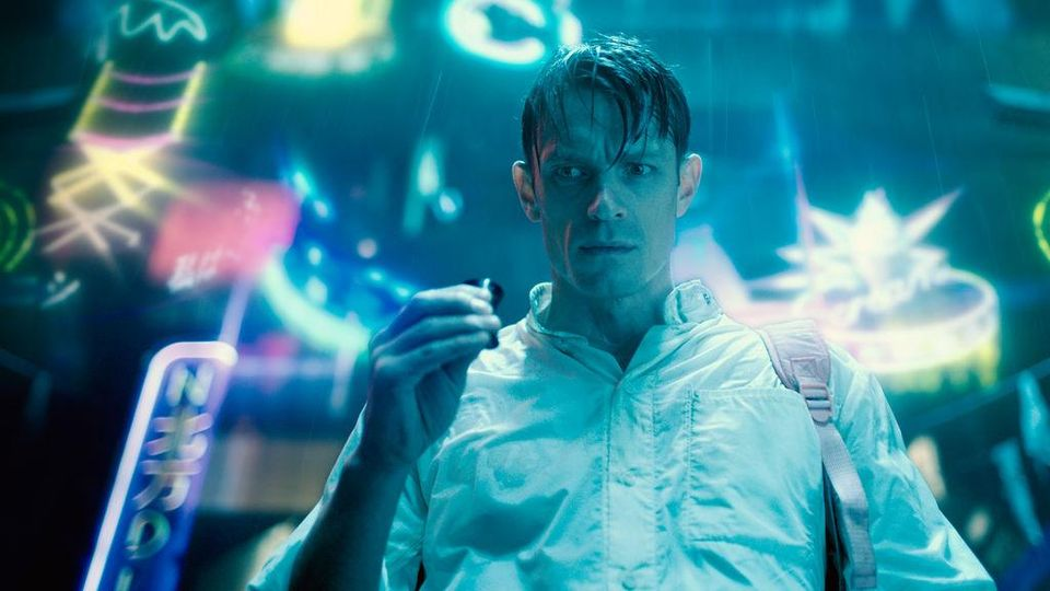 Netflix Altered Carbon Sci-Fi