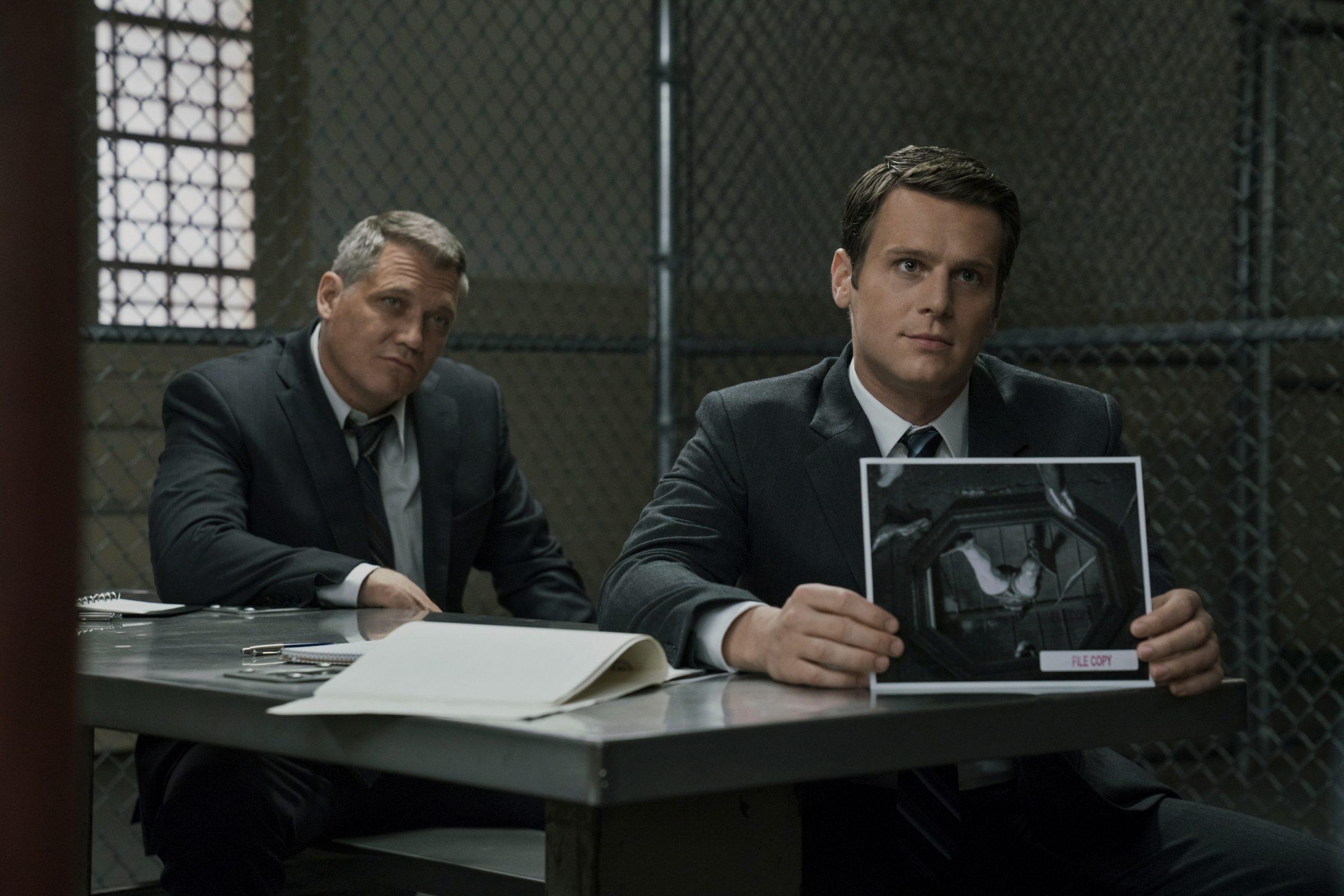 Netflix Mindhunter Crime Drama