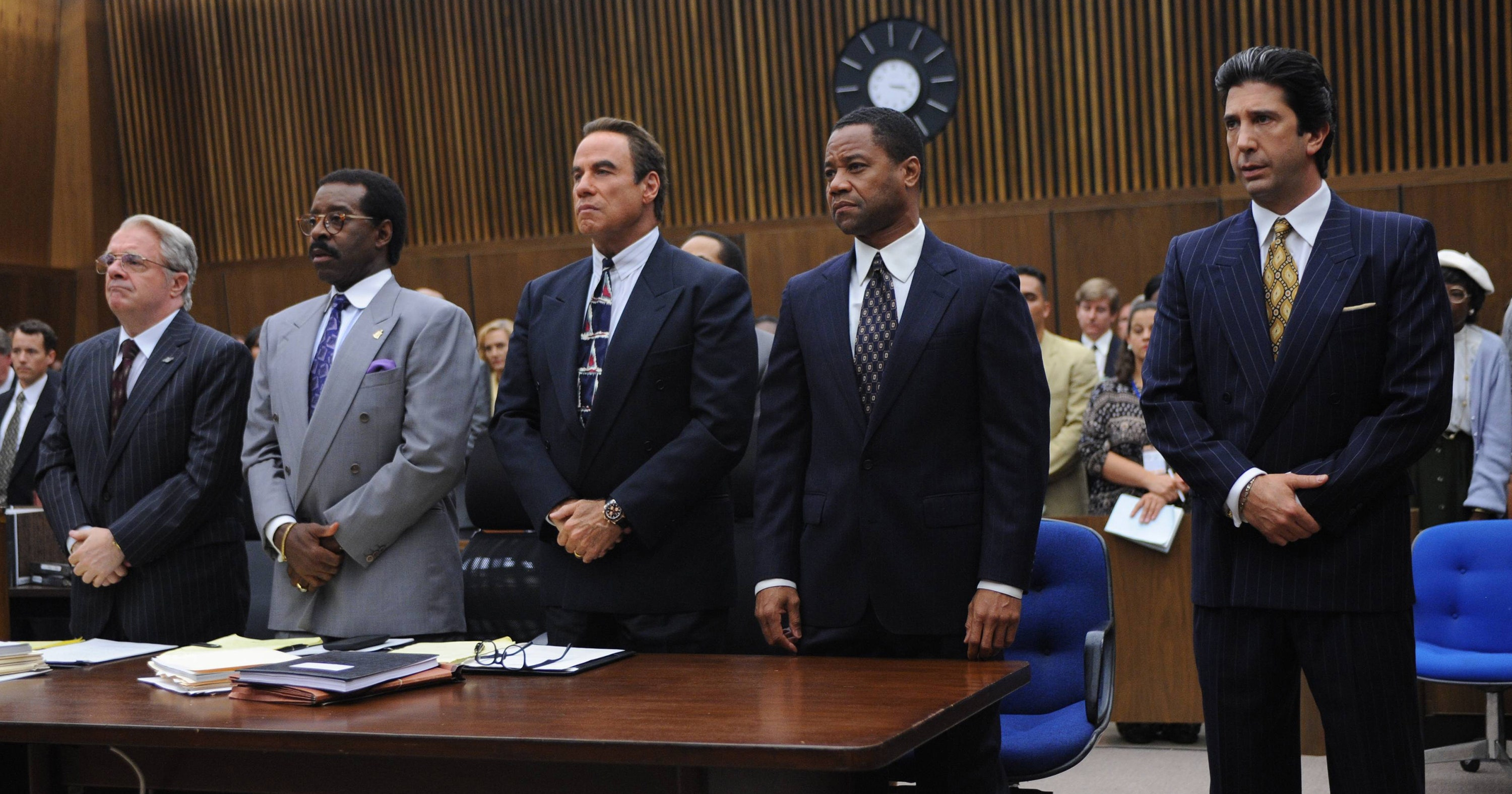 Netflix The People vs. O.J. Simpson True Crime