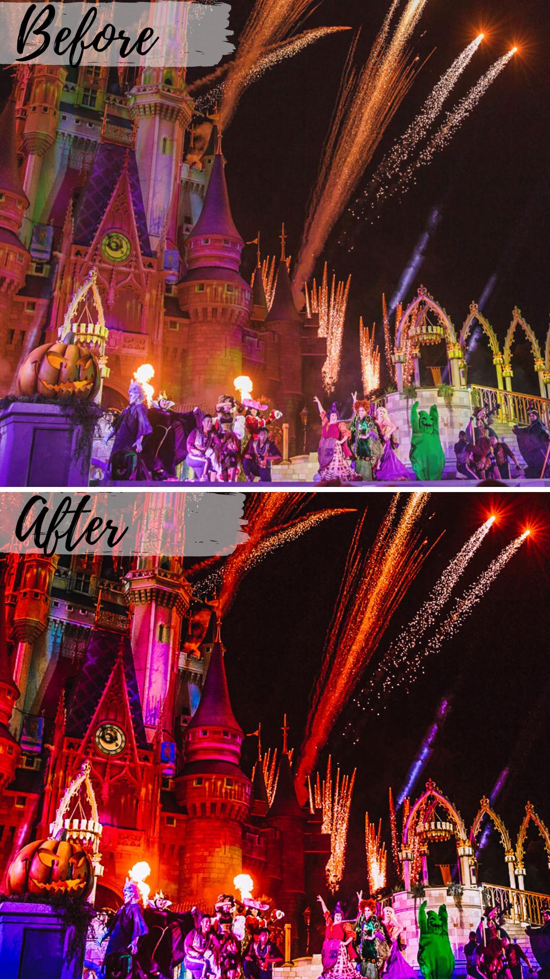 Halloween at Disneyland, Disney Halloween, Not So Scary Party